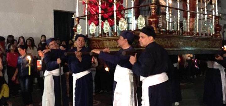 Semana Santa de Popayán - La Coronación