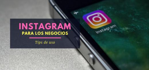 Instagram para los negocios