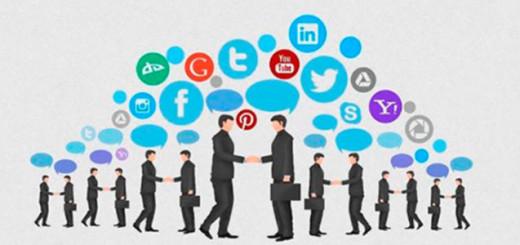 redes sociales diversión negocios