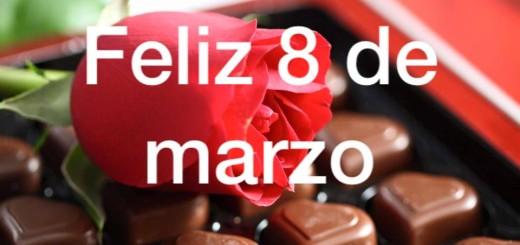 Feliz 8 de marzo