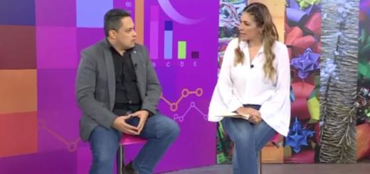 Julián Albornoz y Ana Milena Gutiérrez hablan de Facebook en los negocios